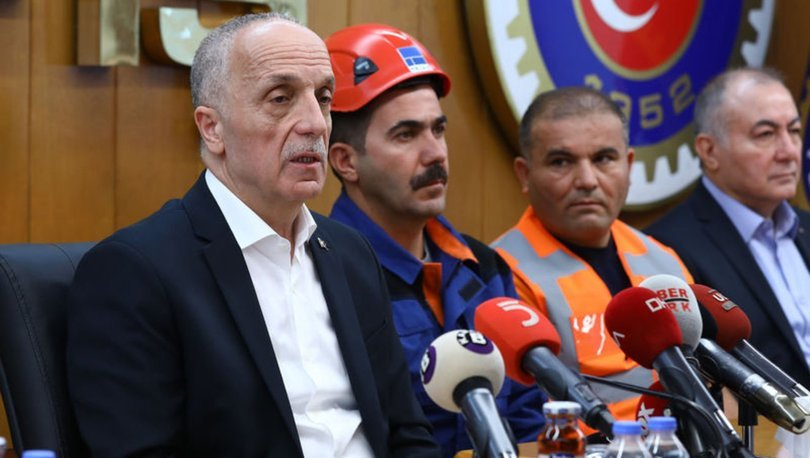 TÜRK-İŞ EYLEM KARARI ALDI