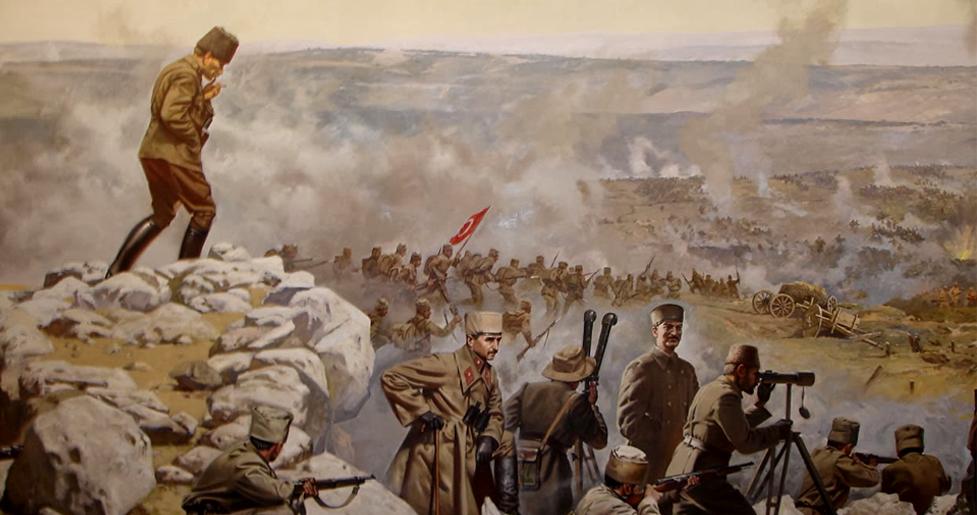 """YENİ BİR DEVRİN BAŞLANGICI -18 MART 1915 """"ÇANAKKALE ZAFERİMİZ KUTLU OLSUN"""""""