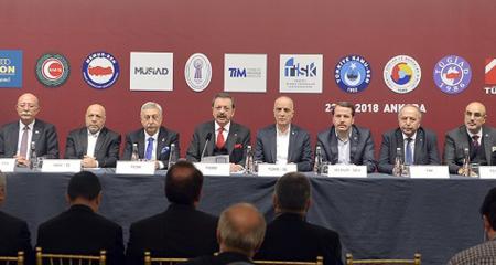 """ZEYTİN DALI HAREKATINA"" STK'LARDAN DESTEK AÇIKLAMASI"