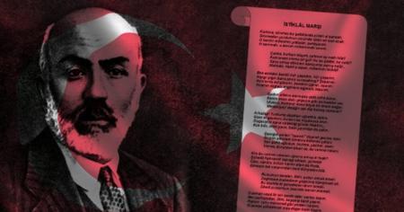 12 Mart İstiklal Marşı'nın Kabulünün 98. Yılında M.Akif Ersoy'u Saygı ve Minnetle Anıyoruz